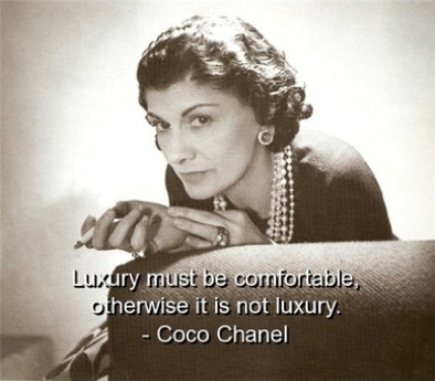 luxury quote coco