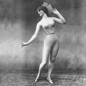 mannequin by pierre imans 1911