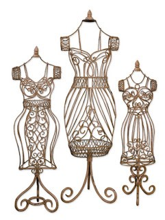 wire mannequins