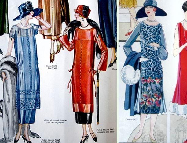 sleeves 1920s
