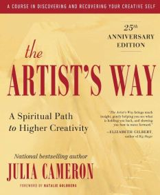 the artists way cover