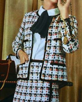 chanel 1960s 2