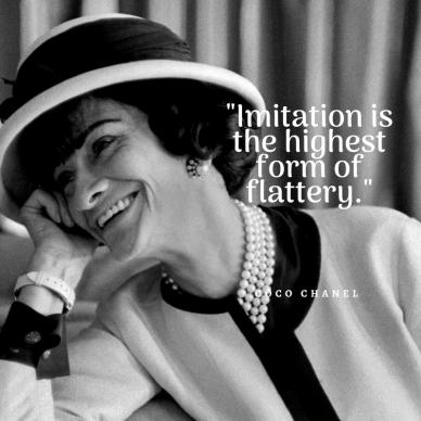 Imitation CC
