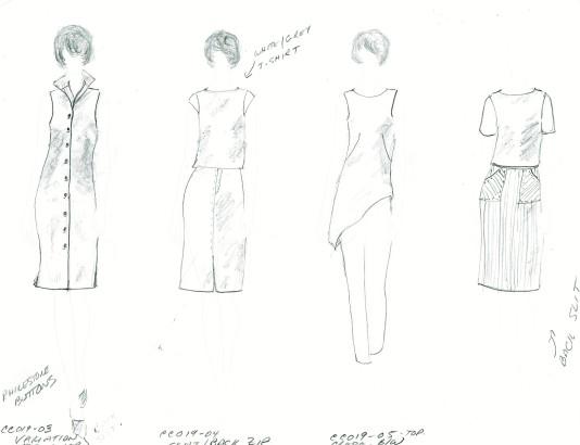 GG-CC019-dress and skirt20181021