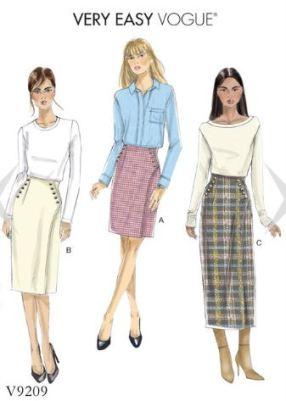 skirt pattern 1