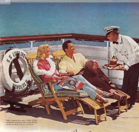 cruise 1947